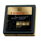 RWS R10 Match Plus .177 Cal Pellets