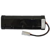9.6V 2200mAh Ni-MH Airsoft Battery