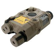 Battleaxe Mock PEQ-15 Airsoft Battery Case