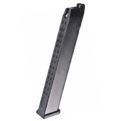WE-Tech Glock Extended Airsoft Magazine - 50rd
