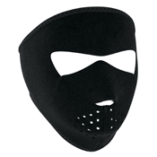 Zan Headgear Neoprene Modi Face Mask - Black