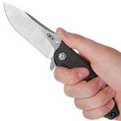 Zero Tolerance 0562 Plain Edge Blade Folding Knife